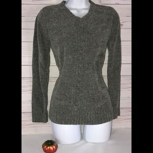 EXPRESS V-neck pullover sweater /SX
